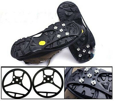 New Anti Slip Snow Shoes Crampons