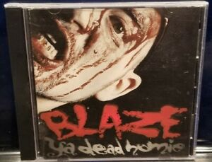 Blaze Ya Dead Homie - 1 Less G In Da Hood CD twiztid insane clown posse icp abk