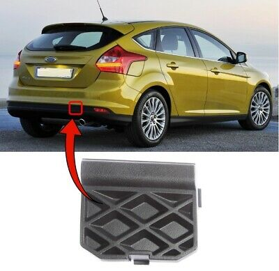 Front Bumper Towing Eye Cover Ford Focus 2011-2014 Brand New High Quality