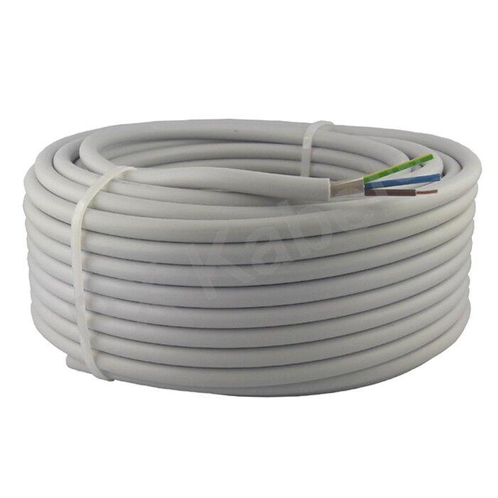 Kabel NYM-J 5x2,5 mm² - 25 M Stromkabel Mantelleitung Feuchtraum VDE - NYM J  | Schön und charmant