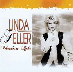 LINDA-FELLER-UBERDOSIS-LIEBE-CD-CLUB-EDITION-TOP-ZUSTAND