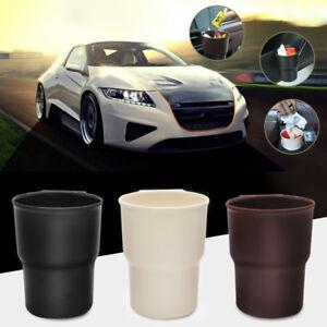 Nd Lk Mini Auto Vehicle Interior Garbage Trash Can Coin Mini