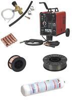 Sealey Professional Mightymig 150 150AMP Welding Gas - No Gas Mig Welder 230v