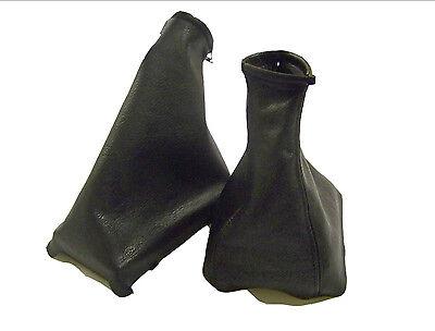 Modesto Funda Palanca De Cambio Y Freno Color Negro Daewoo Nubira Modelos 1997 A 2003 Con Le Attrezzature E Le Tecniche Più Aggiornate