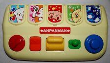 BANDAI Anpanman rare Japanese Pop Up baby toddler Toy Anime