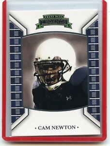 2011 Press Pass Legends 2 Cam Newton Rookie Card Rc Auburn
