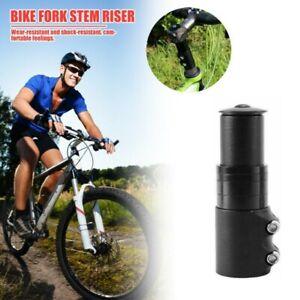 MTB Bike Handlebar Riser Head Up Adapter Mountain Bicycle Fork Stem Extender*