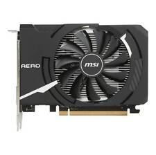 MSI AMD Radeon RX 560 AERO ITX OC 4GB GDDR5 DVI/HDMI/Displayport pci-e Video