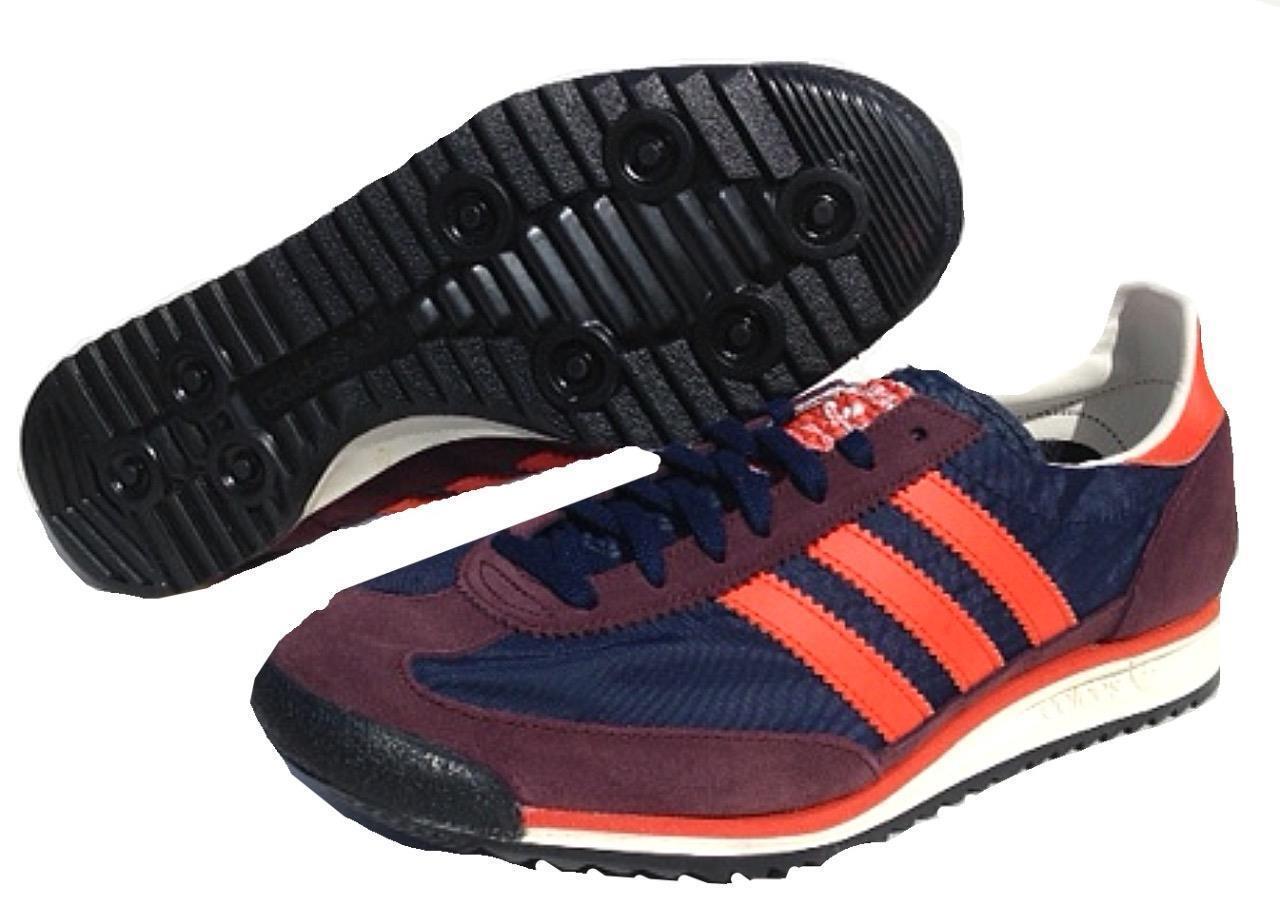 Adidas Herren SL 72 Retro Trainer Ripstop -13uk Nylon/Veloursleder m25725 UK 6 -13uk Ripstop c2e4cd