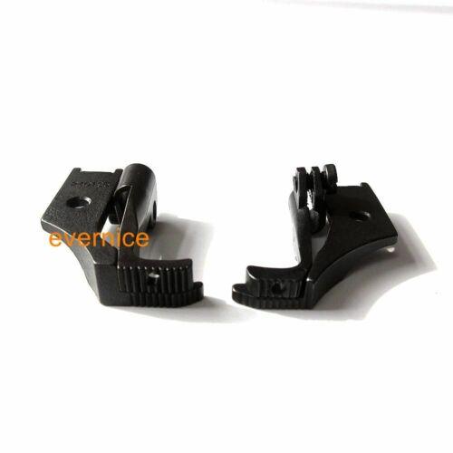 Right+Left Short Toe Zipper Walking Foot For Singer 111G,111W,211G,108W2,152W2
