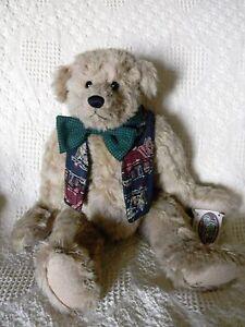 Ganz Cottage Collectibles Edmund 17 Scruffy Plush Excellent Condition W Tag Ebay