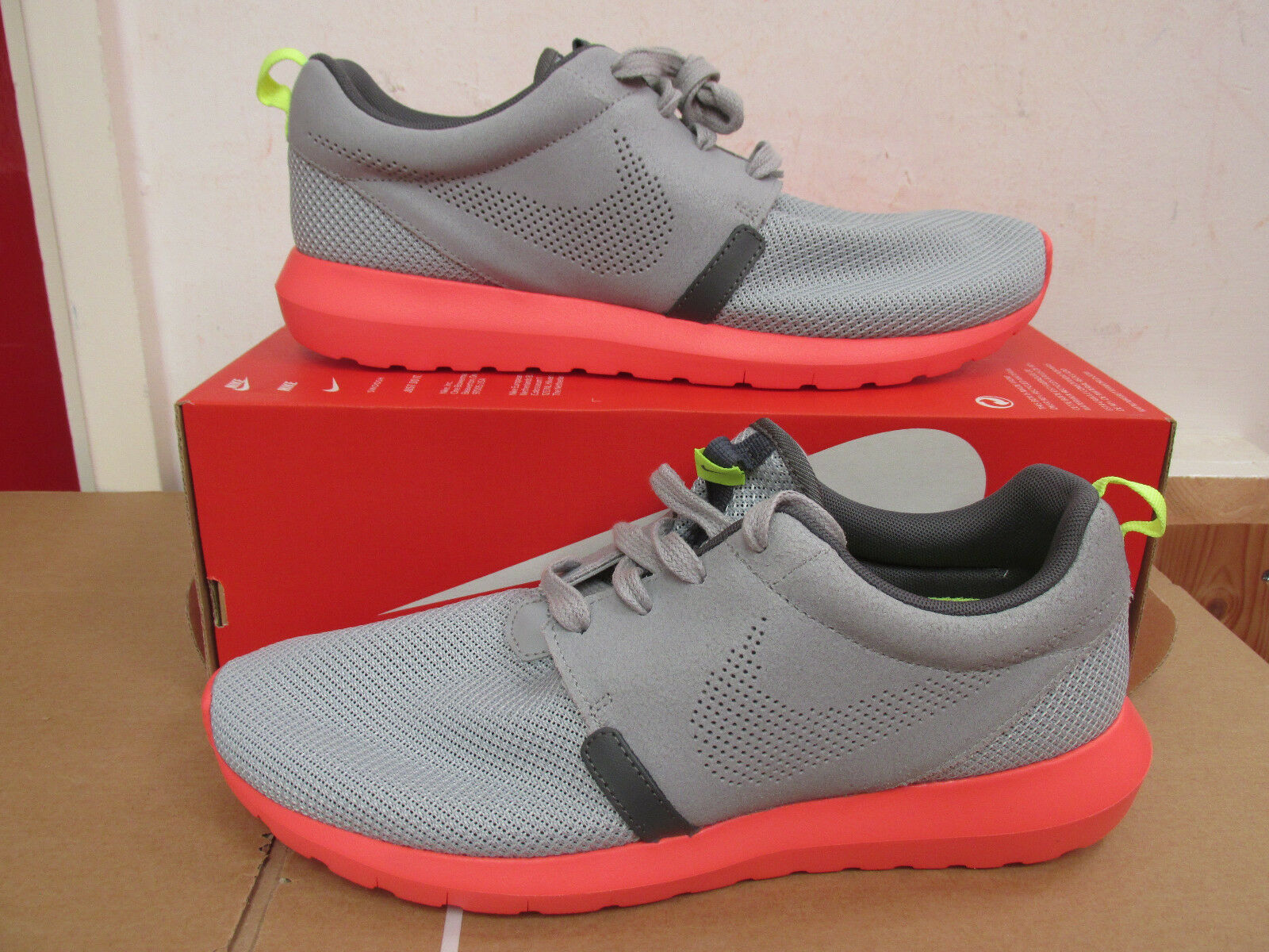 Nike Roshe Run Baskets NM FB 685196 003 Hommes Trainers Baskets Run chaussures CLEARANCE 5d547d