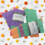 Sierra-Socks-Women-Twisted-Cotton-Colorful-Outdoor-Crew-Socks-W5067 thumbnail 2