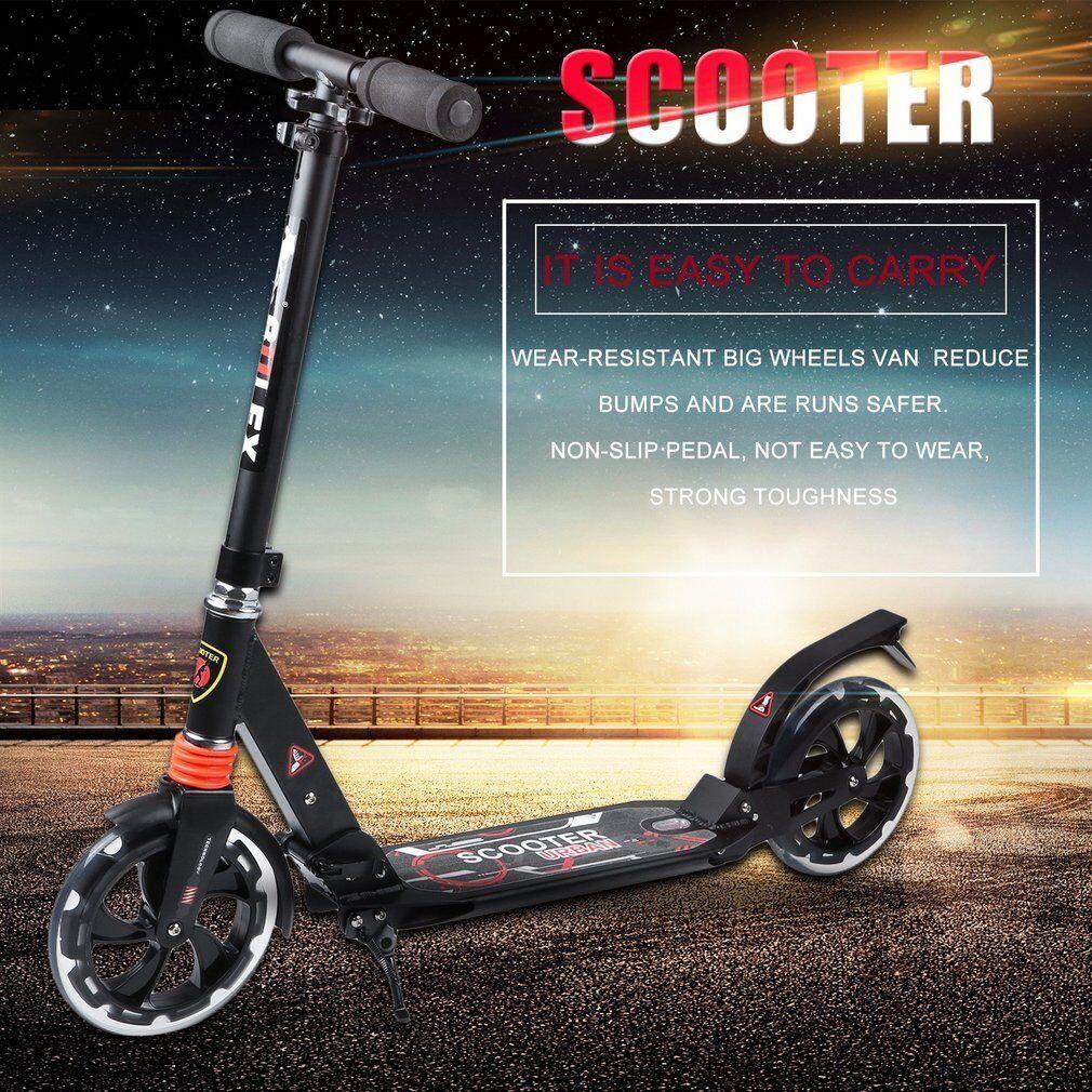 Scooter Roller Tretroller Cityroller Kinderroller klappbar Höhenverstellbar TOP