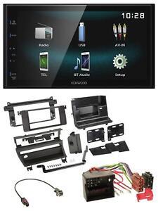 Kenwood-AUX-Bluetooth-USB-MP3-2DIN-Autoradio-fuer-BMW-3-er-E46-2002-2006-1-Schalt
