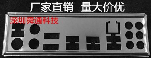 IO I//O Shield Back Plate BackPlate for GA Gigabyte GA-AB350N-Gaming WIFI RE