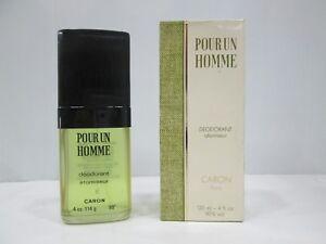 034-POUR-UN-HOMME-de-CARON-Paris-034-DEODORANTE-UOMO-120ml-Spray-Vintage