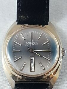 Rodania vintage men's  watch, nice collector watch !