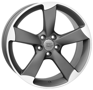 4x-19-inch-x-8-GIASONE-SET-of-Wheels-for-AUDI-A3-S3-OEM-COMPATIBLE-ITALY