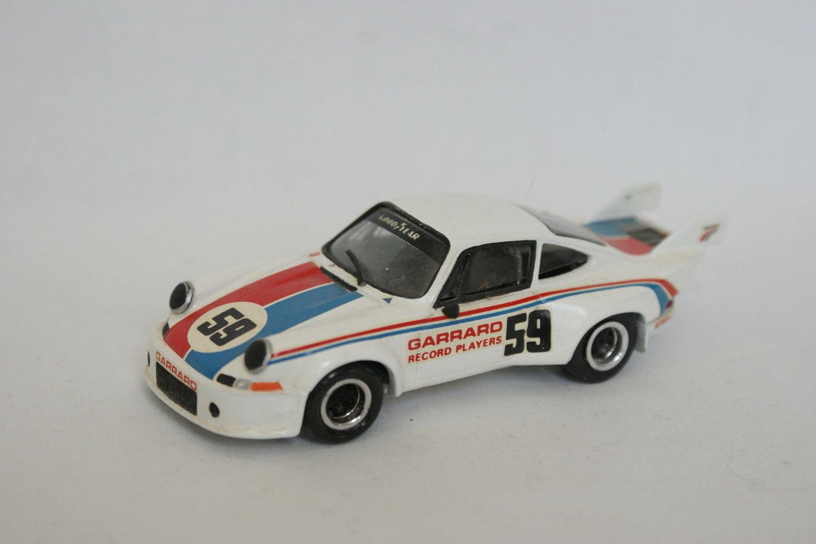 MRF kit montado montado montado 1 43 - Porsche 911 Carrera Larga Nº59 Garrard 1cc45d