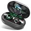 Bluetooth-5-0-Headset-TWS-Wireless-Earphones-Mini-Stereo-Headphones-LED-Earbuds miniature 2