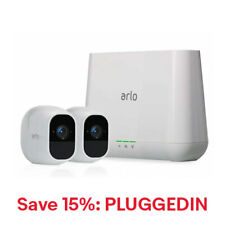 Arlo Pro 2 Rechargeable Indoor/Outdoor 1080p Full HD Security Camera