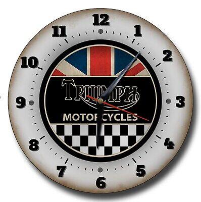 "TEXACO 250MM//10/"" DIAMETER METAL WALL CLOCK,GARAGE CLOCK,WORKSHOP CLOCK."