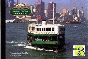 Hong-Kong-1999-Markenheft-Booklet-Star-Ferry-World-Stamp-Expo-039-99-MNH