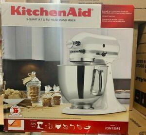 KitchenAid-KSM150PSTG-Artisan-Series-5-Qt-Stand-Mixer-Pouring-Shield-Tangerine
