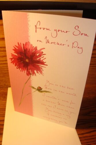 From your Son on Mother/'s Day   .99 Special    NEW  c52 from SON MOTHERS DAY