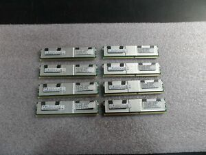 Lot-of-8x-Sun-540-7708-01-2GB-PC2-5300-DDR2-667MHz-Server-Memory-511-1161-01