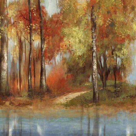 Allison Pearce. Estate Indiana II Barella-Immagine Schermo Alberi Foresta Foresta Foresta Tribù 8473be