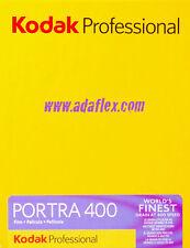 PLAN-FILM 4x5 KODAK PORTRA 400 COULEUR 400 ISO 4x5 - Chambre 4x5