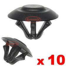 MERCEDES A B Classe COFANO Isolante Pad clip in Plastica Montaggio Spina X10