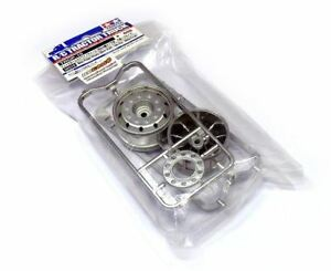 Tamiya-RC-Model-1-14-R-C-Tractor-Truck-Metal-Plated-Wheels-30mm-Width-56519