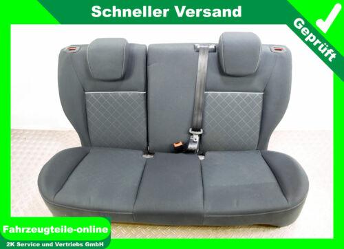 Ford Fiesta VI JA8 Sitze Rücksitzbank Rücksitze