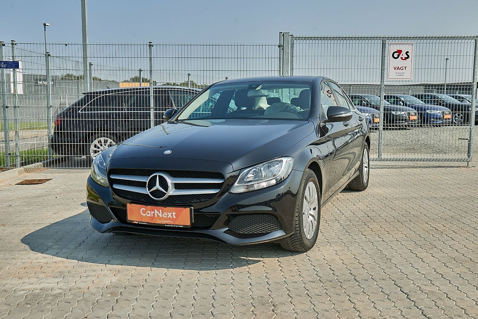 Mercedes C200 d 1,6 Business aut. 4d - 254.900 kr.