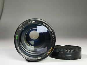 Rare-Vintage-SUN-for-Canon-C-FD-80-200mm-f4-5-Macro-Camera-Lens-rear-Cap