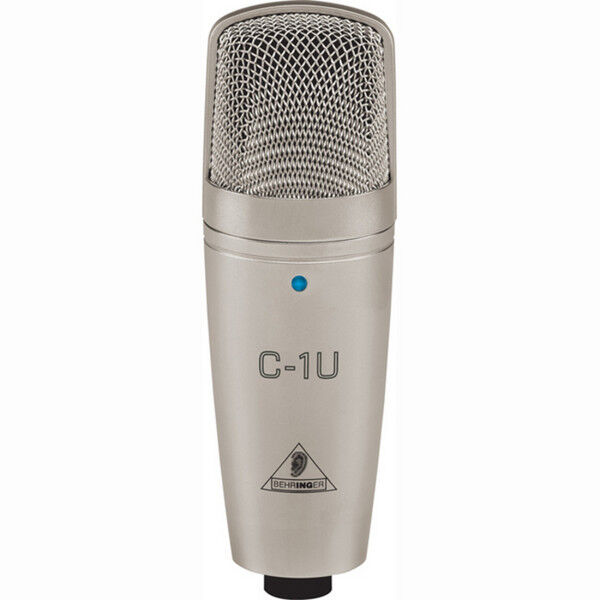 Behringer C1U USB Condenser Microphone - Free Shipping
