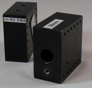 Laboratory-Heating-Black-Block-2-034-X-1-034-X-2-034-6-oz-gt-gt-gt-Lot-of-2-lt-lt-lt-Blocks