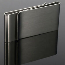 Money Clip Stainless Steel/Silver Metal Pocket Holder Wallet Credit Card TOOL