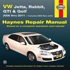 VW Jetta, Rabbit, GI, Golf Automotive Repair Manual von Editors of Haynes Manuals (2012, Taschenbuch)