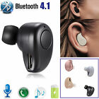 Mini Bluetooth 4.1 Wireless In-ear Earbud Sport Stereo Headphone Earphone