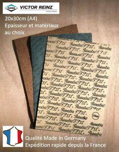 Feuilles papier à Joint 200x300 (A4) épaisseur et matière au choix