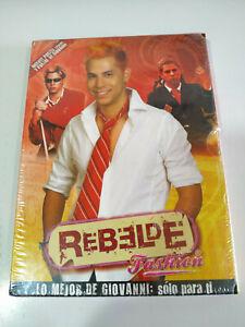 RBD-REBELDE-FASHION-GIOVANNI-DVD-POSTER-POSTAL-NEW-NUEVO-Y-PRECINTADO-AM