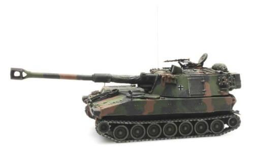 Neu Bundeswehr Fleckentanrung Artitec 6870096-1//87 // H0 M109 A3G