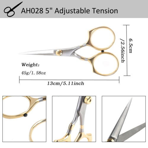 Maxcatch Fly Fishing Tying Scissors Fly Tying Tools Stainless Steel