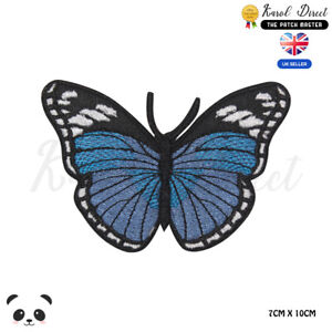 Butterfly Cute Disney Embroidered Iron On Sew On PatchBadge For Clothes etc