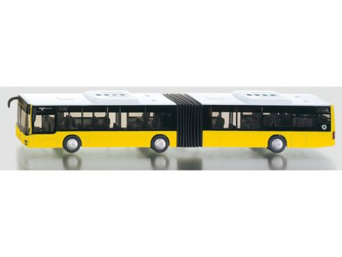 SIKU Articulated Hinged Bus 1:50 Scale * die-cast vehicle model * NEW