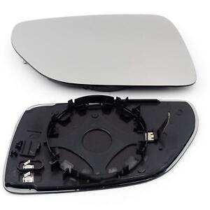 Spiegelglas-Aussenspiegel-heizbar-konvex-rechts-passt-zu-VW-Polo-9N-9N3-05-09